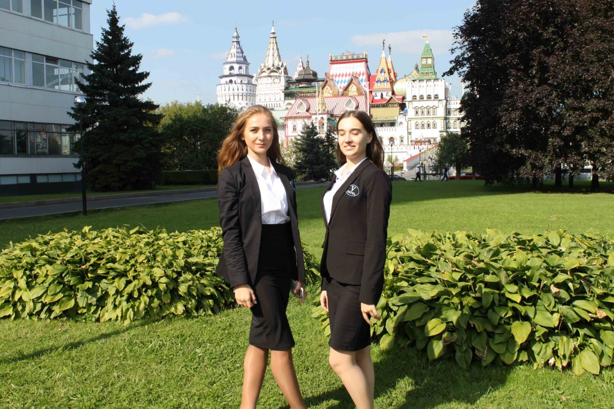 Vatel МОСКВА (Moscow) - Студенты первого курса набор 2017 - 6