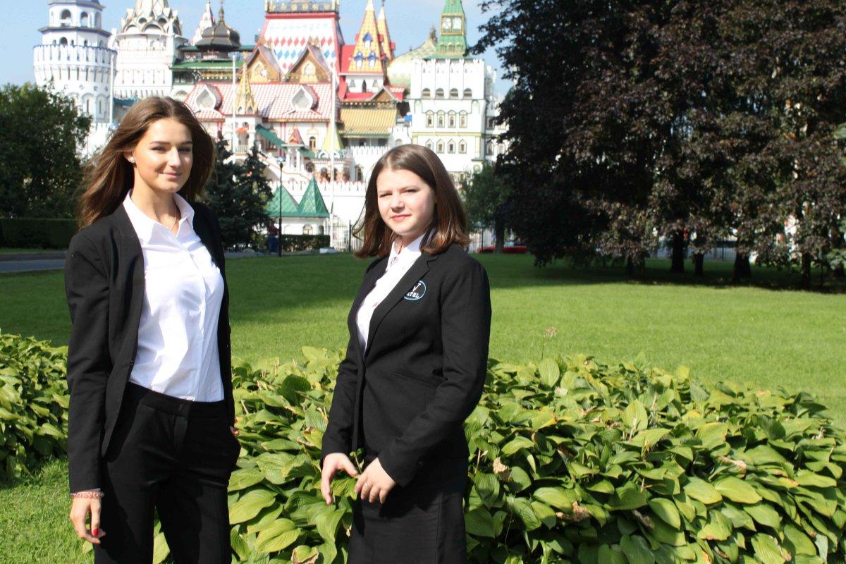 Vatel МОСКВА (Moscow) - Студенты первого курса набор 2017 - 7