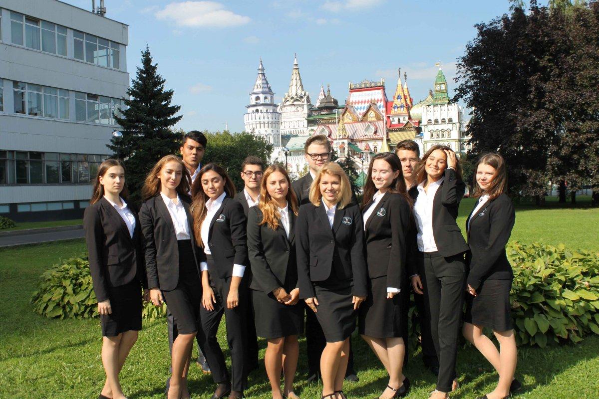 Vatel МОСКВА (Moscow) - Студенты первого курса набор 2017 - 8