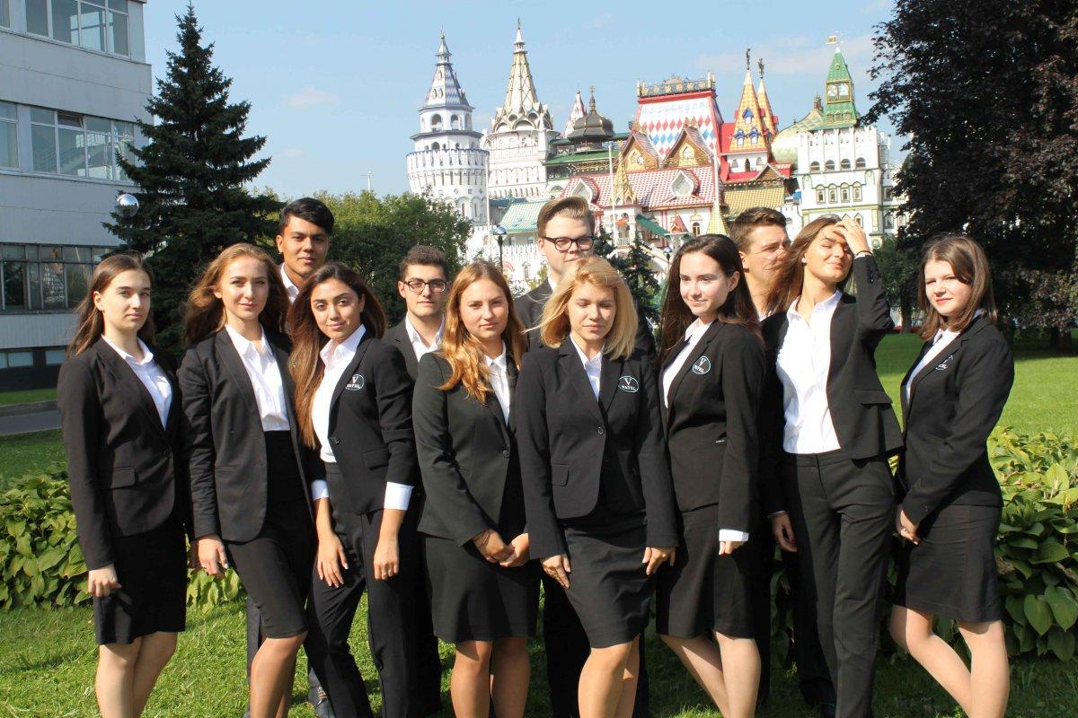 Vatel МОСКВА (Moscow) - Студенты первого курса набор 2017 - 9