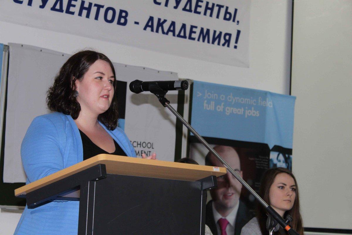 Vatel МОСКВА (Moscow) - Торжественная церемония приема студентов 1-го  курса набор 2017 - 7