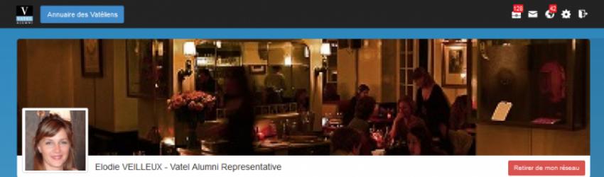 Vatel Alumni Portal