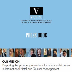 OUR MISSION - Preparing the younger generations for a successful career in International Hotel and Tourism Management